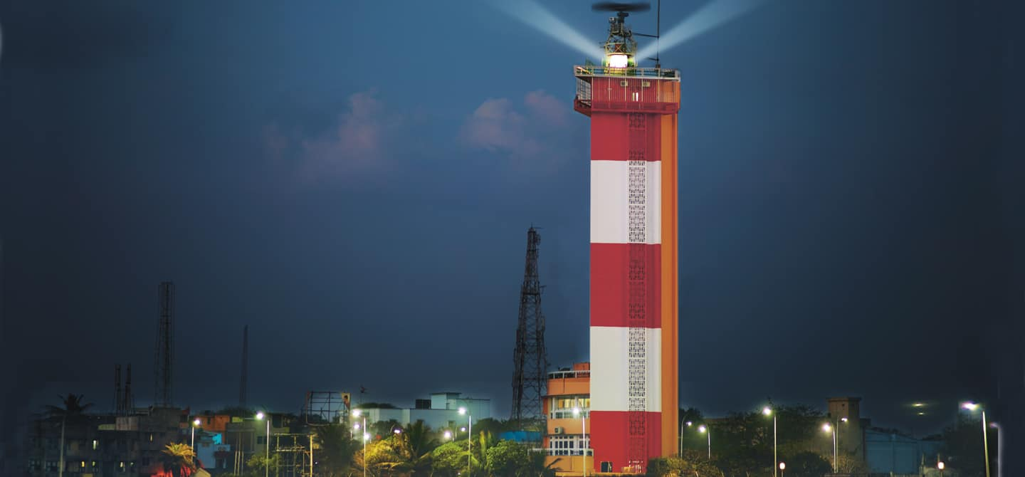 Madras Lighthouse